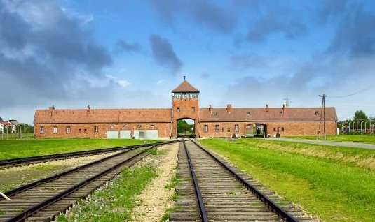 Le camp de concentration de Birkenau