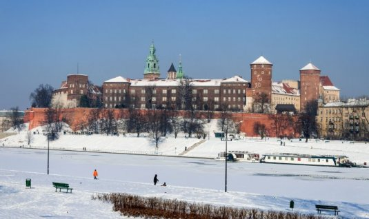 Château Royal de Wawel à Cracovie